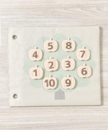 3COINS(スリーコインズ) 【楽しく学ぼう】知育シート:数字