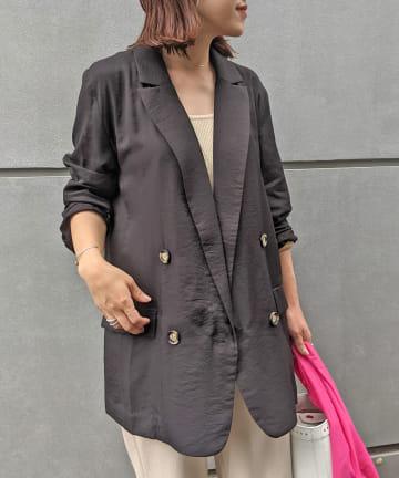 Omekashi(オメカシ) ダブルテーラードジャケット