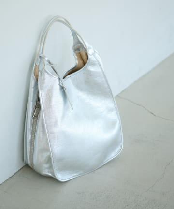 La boutique BonBon(ラブティックボンボン) 《予約》【MARCO MASI 】サイドファスナー2WAYトートバッグ