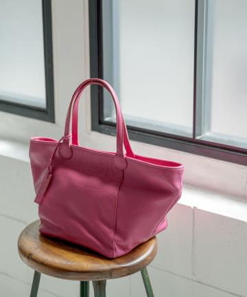 La boutique BonBon(ラブティックボンボン) 《予約》【MARCO MASI (マルコマージ)】トラペーズトートバッグ
