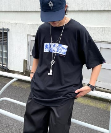 WHO'S WHO gallery(フーズフーギャラリー) COOPER PARK フォトTEE