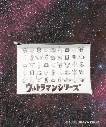 ASOKO(アソコ) 【ウルトラマンシリーズ】半透明ポーチ
