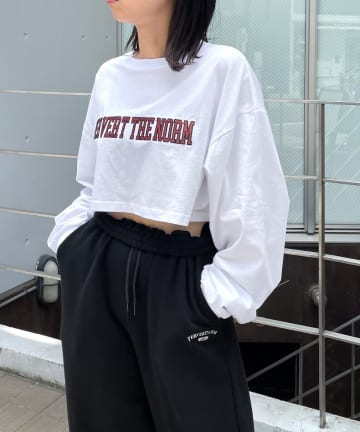 WHO'S WHO gallery(フーズフーギャラリー) PERVERTショートロンT