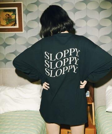 WHO'S WHO gallery(フーズフーギャラリー) 【SLOPPY/スロッピー】ロンT