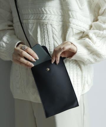 3COINS(スリーコインズ) 【小物で季節を取り入れる】ミニショルダーバッグ