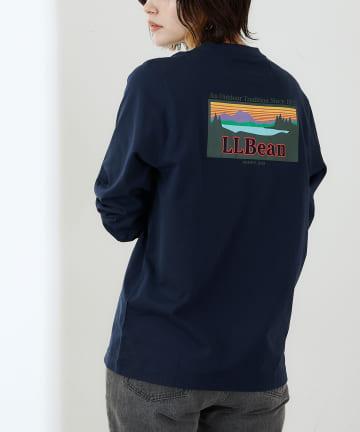 COLLAGE GALLARDAGALANTE(コラージュ ガリャルダガランテ) 【LLBEAN/エル・エル・ビーン】カットソー
