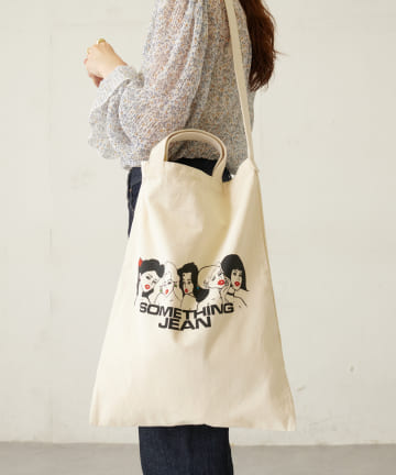 Discoat(ディスコート) TOKYO SOME GIRLS TOTE