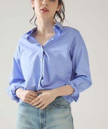 OUVRAGE CLASSE(ウヴラージュクラス) ベーシックシャツ