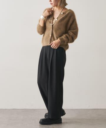 Omekashi(オメカシ) ラクーンドルマンカーディガン