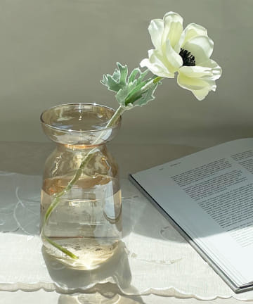Lattice(ラティス) 【お部屋を憧れ空間に】ガラスフラワーベース