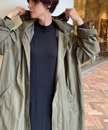 BEARDSLEY(ビアズリー) シャカシャカビッグコート