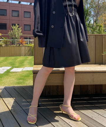 OUTLET(アウトレット) 【Loungedress】チンツショートパンツ