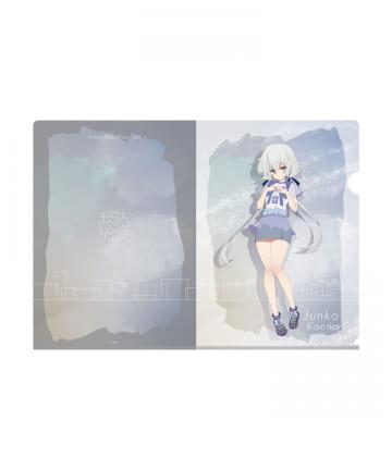 baseyard tokyo(ベースヤード トーキョー) 【ゾンビランドサガR『大ゾンビィ展』限定グッズ】クリアファイル