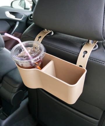 3COINS(スリーコインズ) 【ドライブを快適に】CARカップホルダー
