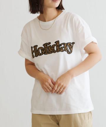 BONbazaar(ボンバザール) 【MASTER&Co.】半袖ロゴTシャツ
