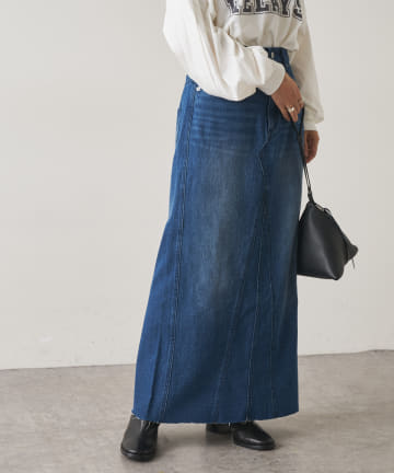 Omekashi(オメカシ) デニムリメイクスカート