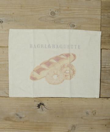 salut!(サリュ) 【Bread Market】BREADランチョンマット(BAGUETTE)