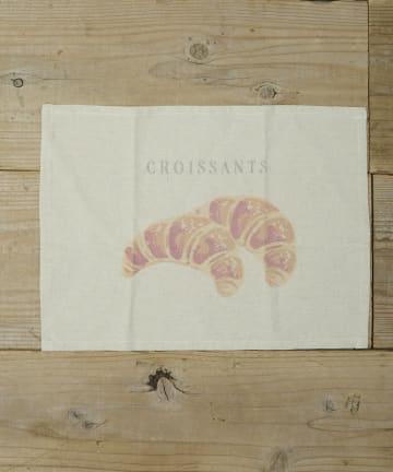 salut!(サリュ) 【Bread Market】BREADランチョンマット(CROISSANTS)