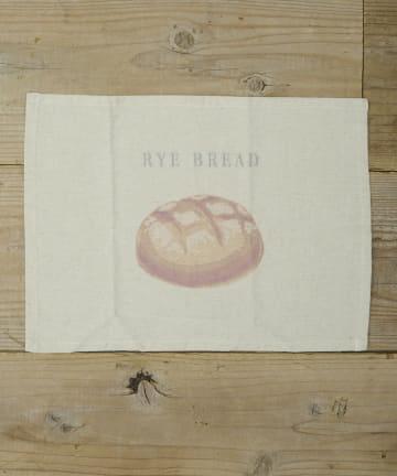 salut!(サリュ) 【Bread Market】BREADランチョンマット(RYEBREAD)
