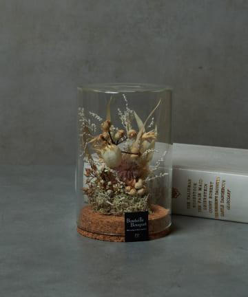 BIRTHDAY BAR(バースデイバー) コルクグラス フラワーアレンジL