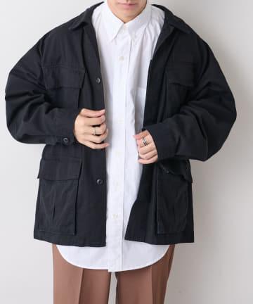 Discoat(ディスコート) リップストップM65ファティーグジャケット