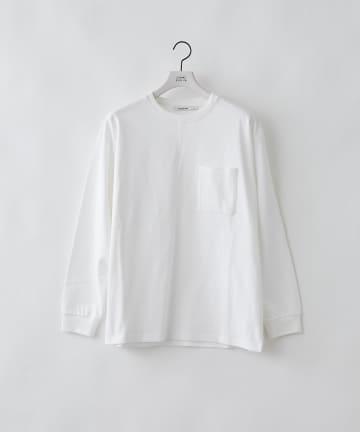 COLONY 2139(コロニー トゥーワンスリーナイン) COLOR KEEPポケット付き長袖Tシャツ