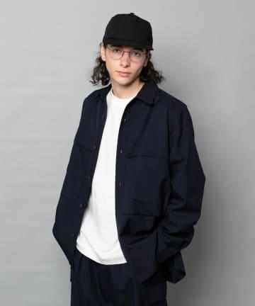 CIAOPANIC(チャオパニック) 【RAXA/ラシャ】NIKKEミリタリーシャツ