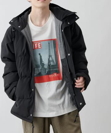 COLONY 2139(コロニー トゥーワンスリーナイン) LIFEコラボ長袖Tシャツ