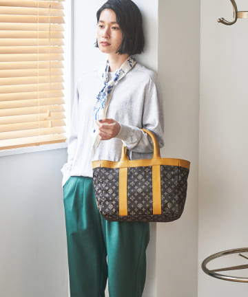 russet(ラシット) 【VINTAGE COLLECTION】ライントート(CE-895-WEB)