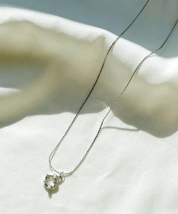 Lattice(ラティス) ビジュープチネックレス