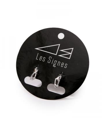 Lattice(ラティス) 【LesSignes】ニュアンスミニフープピアス