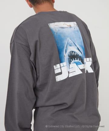 Discoat(ディスコート) 【ユニセックスで着用可能】レトロムービーロングTシャツ