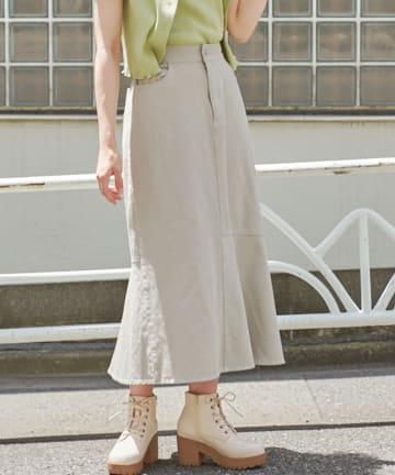 OLIVE des OLIVE(オリーブ デ オリーブ) 今年のキブン的にマーメイドスカート