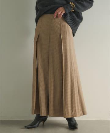 GALLARDAGALANTE(ガリャルダガランテ) 【Drawing Numbers】プリーツマーメイドスカート
