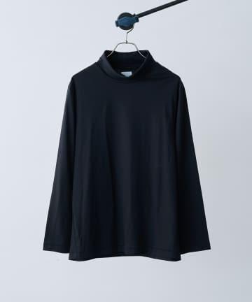 Lui's(ルイス) オフハイネック ロングTシャツ