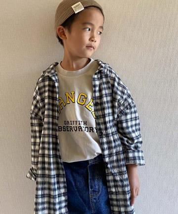 CIAOPANIC TYPY(チャオパニックティピー) 【KIDS】ロサンゼルスTEE