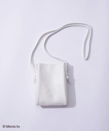 natural couture(ナチュラルクチュール) MIFFY FACE ミニショルダー