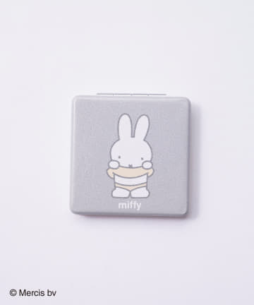 natural couture(ナチュラルクチュール) MIFFY FACE コンパクトミラー