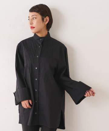 ear PAPILLONNER(イア パピヨネ) 【MIRKO BERTOLA(ミルコ ベルトラ)】ビッグポケットシャツ