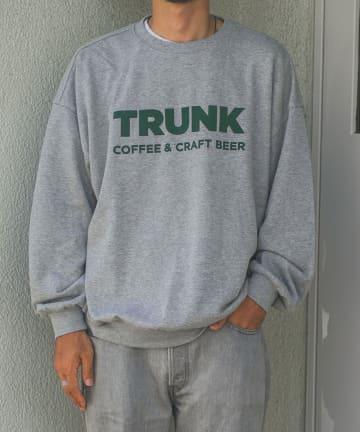CIAOPANIC TYPY(チャオパニックティピー) 【TRUNK COFFEE×CIAOPANICTYPY】スウェット