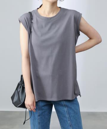 OUTLET(アウトレット) 【COLONY 2139】USAコットンノースリーブTシャツ