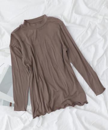 COLONY 2139(コロニー トゥーワンスリーナイン) 着る美容液(ハイネックTシャツ)