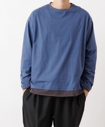 COLONY 2139(コロニー トゥーワンスリーナイン) レイヤードロングスリーブTシャツ