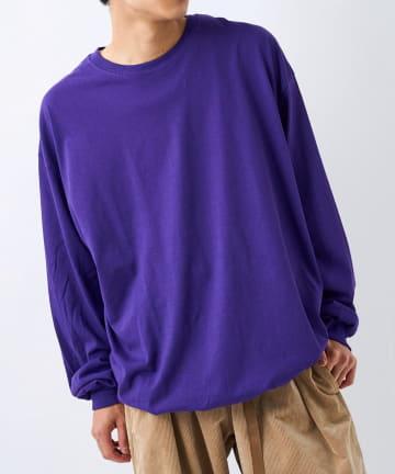 CIAOPANIC(チャオパニック) 【SCREEN STARS/スクリーンスターズ】裾リブロングスリーブTシャツ