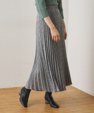 NICE CLAUP OUTLET(ナイスクラップ アウトレット) アソート プリーツスカート