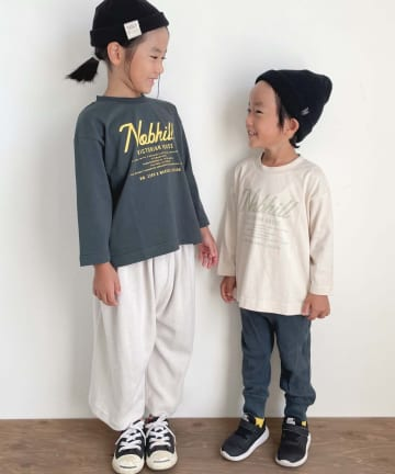 CIAOPANIC TYPY(チャオパニックティピー) 【KIDS】NobhillTee