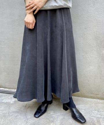 BEARDSLEY(ビアズリー) 《予約》キュプラマーメイドスカート