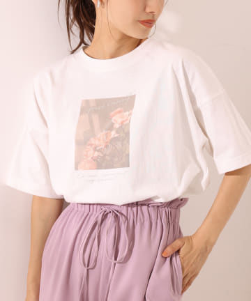 one after another NICE CLAUP(ワンアフターアナザー ナイスクラップ) アソートビッグTシャツ