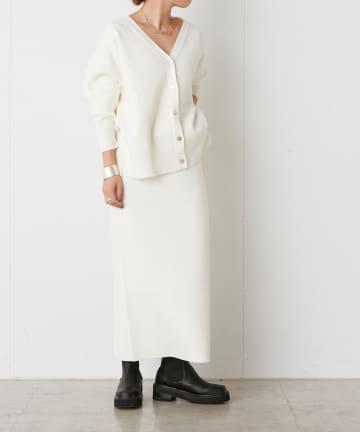 Omekashi(オメカシ) スウェットライクタイトスカート