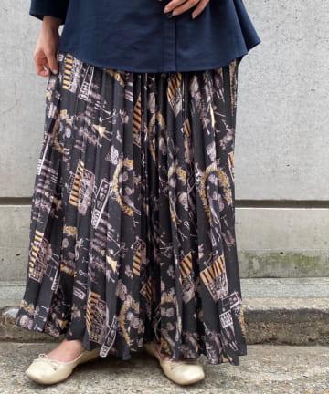 BEARDSLEY(ビアズリー) 《予約》Houseworkプリーツスカート